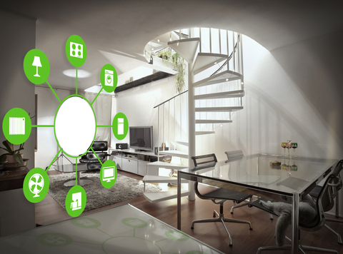http://www.dreamstime.com/stock-images-smart-home-device-home-control-house-illustration-app-icons-image38586994